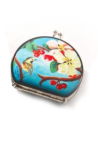 Blossom Compact Mirror by Woody Ellen